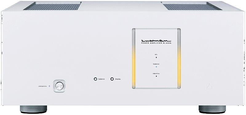 LUXMAN パワーアンプ M-600A