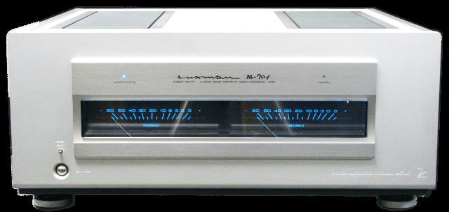 LUXMAN パワーアンプ M-70f