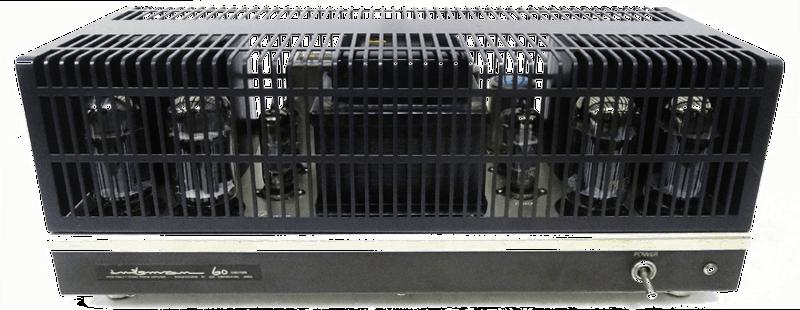 LUXMAN パワーアンプ MQ-60