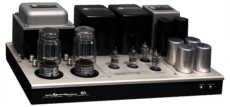 LUXMAN パワーアンプ MQ-68C