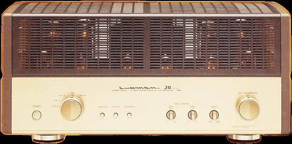 LUXMAN プリメインアンプ SQ-38 Signature