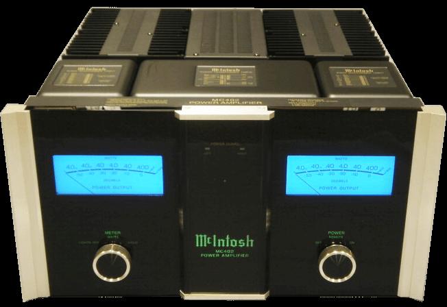 McIntosh パワーアンプ MC402の買取