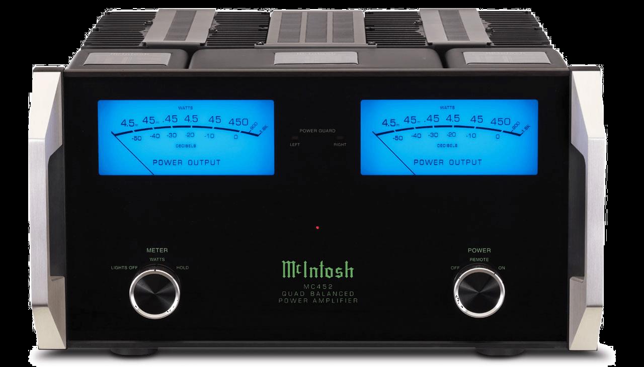 McIntosh パワーアンプ MC452の買取