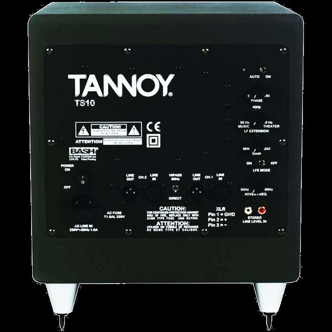 TANNOY スピーカー TS10