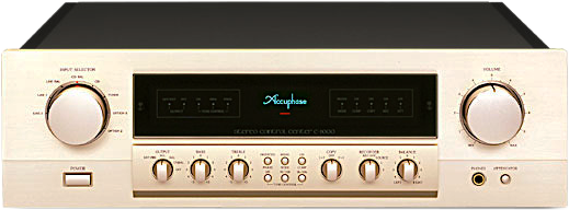 Accuphase コントロールアンプ C-2000