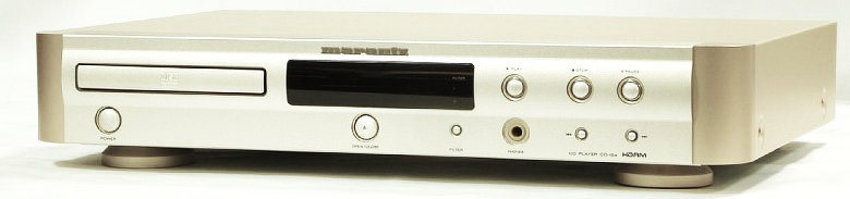 marantz CDプレーヤー CD-19a