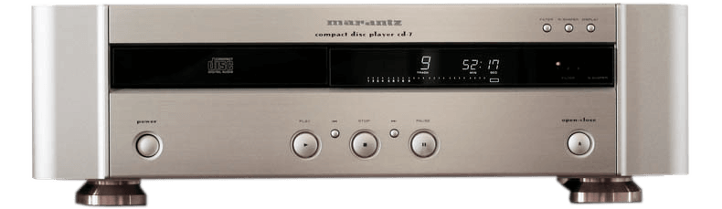 marantz CDプレーヤー CD-7