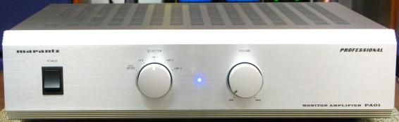 marantz パワーアンプ PA01