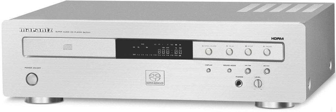 marantz SACDプレーヤー SA7001の買取
