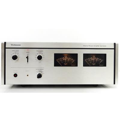 Technics パワーアンプ SE-10000