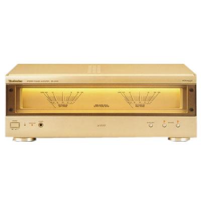 Technics パワーアンプ SE-A1010 Ver.3.0