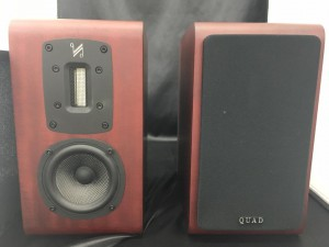 QUAD S-1 スピーカー ペア