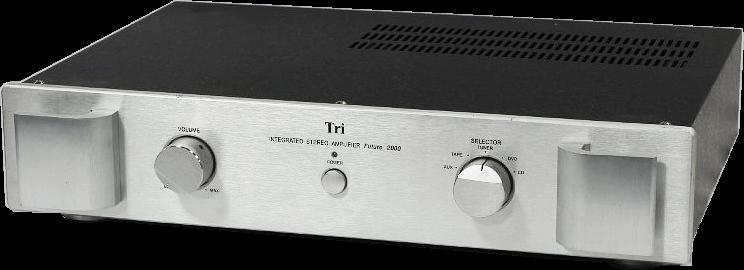 Triode プリメインアンプ Future 2000