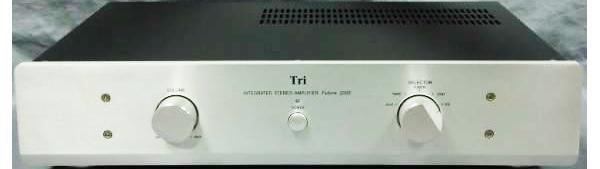 Triode プリメインアンプ Future 2005