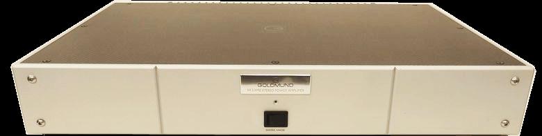 GOLDMUND パワーアンプ Mimesis SR 2.3ME