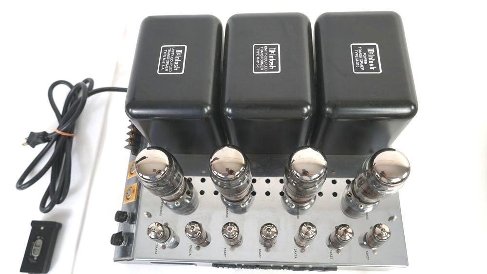 マッキントッシュ 管球式パワーアンプ MC275 レプリカ 国内正規