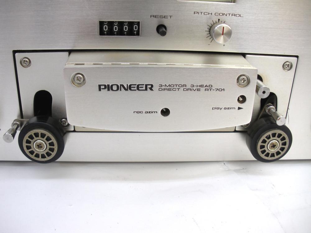 PIONEER パイオニア RT-701 オープンリールデッキ