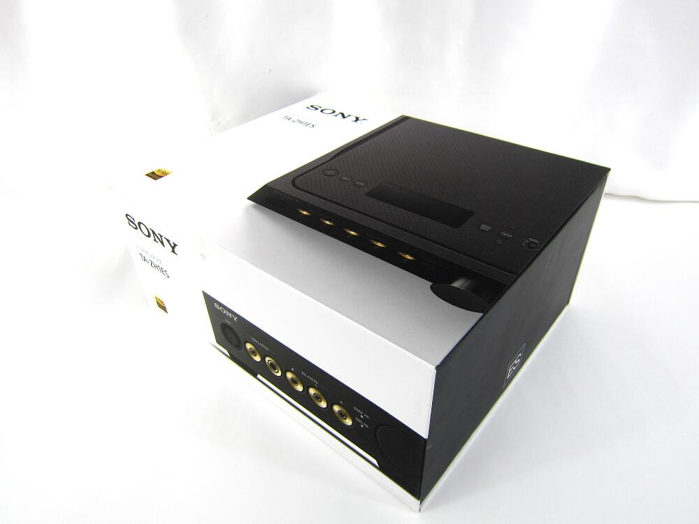 SONY ソニー TA-ZH1ES DAC内蔵ヘッドホンアンプの買取