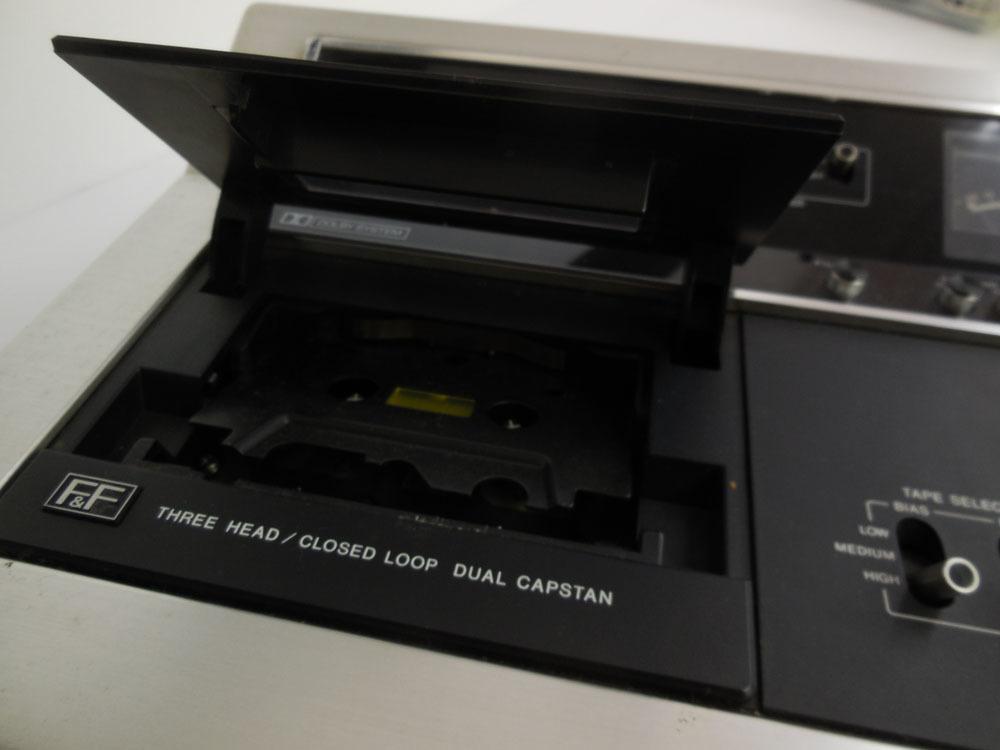 SONY ソニー TC-6150SD ステレオカセットデッキの買取