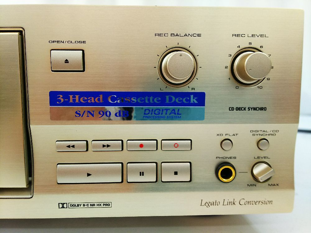 pioneer  T-D7 3ヘッドシングル ステレオカセットデッキ