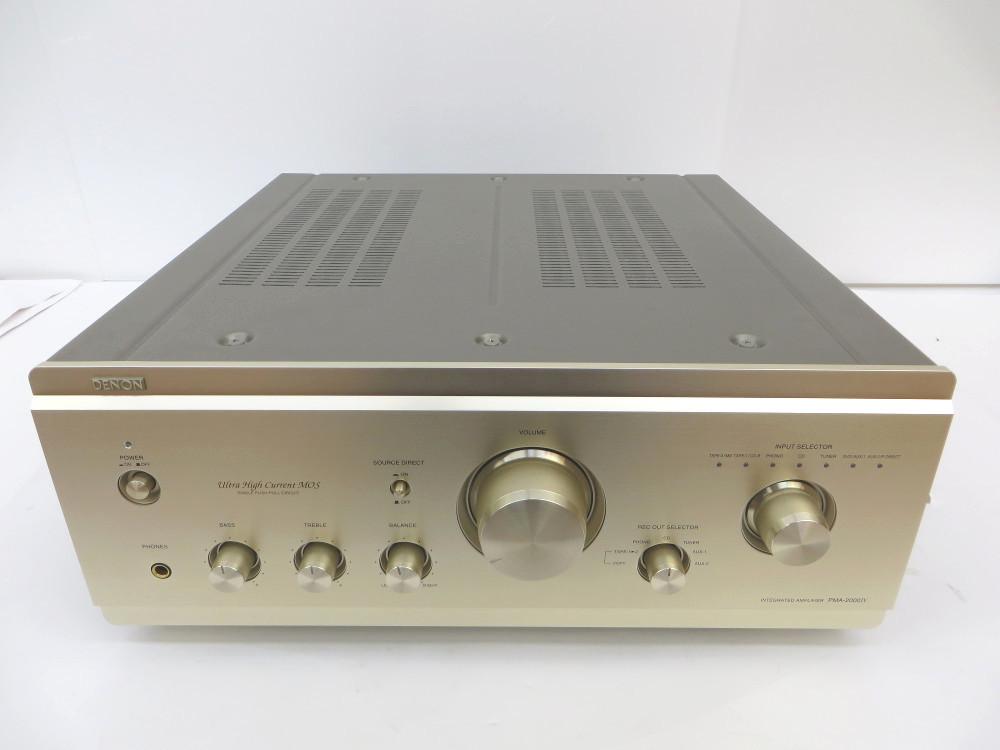 DENON  PMA-2000IV プリメインアンプ