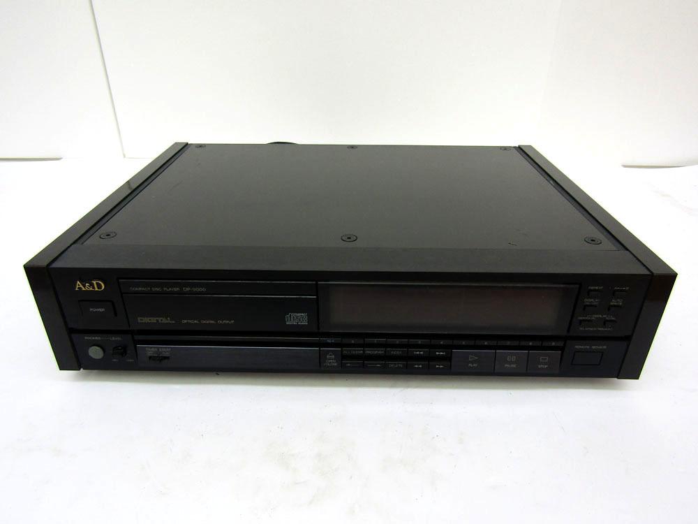 A&D DP-9000 CDプレイヤー